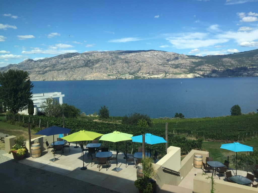 South Okanagan's Evolve Pinot Gris