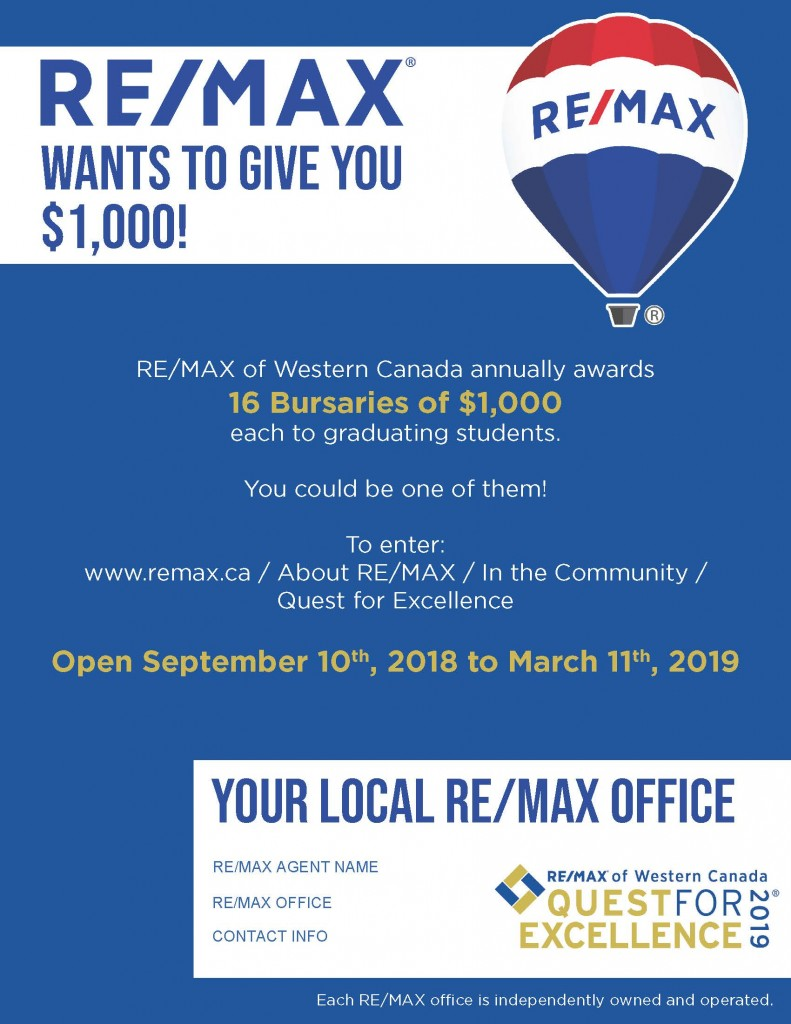REMAX quest for excellence