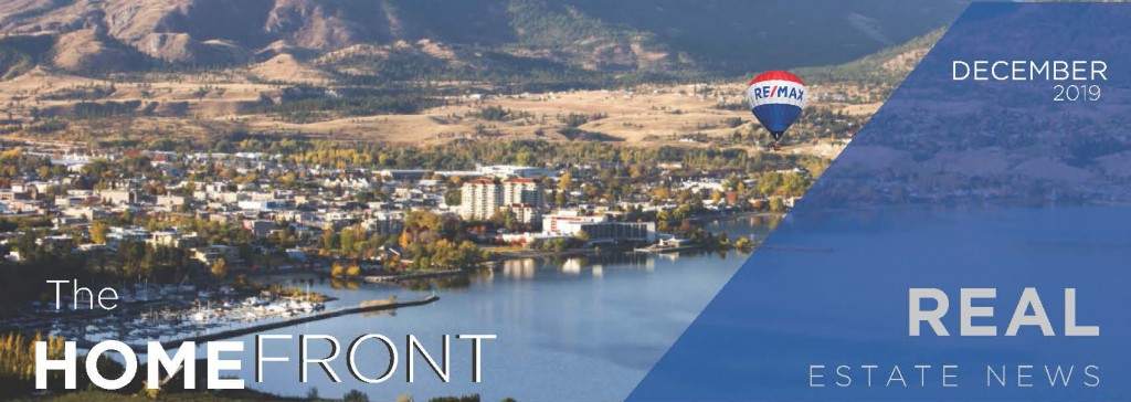 Remax Penticton Realty -December 2019 Newsletter